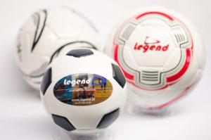 Mini piłka nożna z nadrukiem